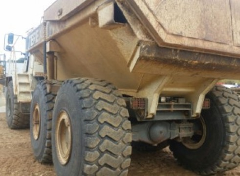 Terex articulated moxy 3