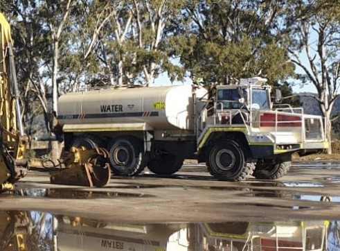 2 x 36,000L Terex Articulated Water Carts 2