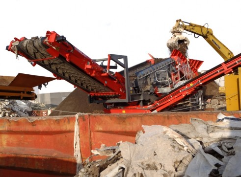 TEREX FINLAY 883 SPALECK FLIP FLOW SCREEN 2