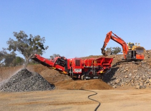 TEREX FINLAY J-1175 JAW CRUSHER 1