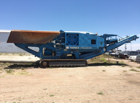Terex Pegson Jaw Crusher 2