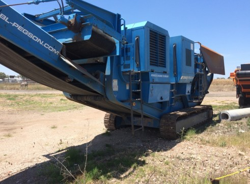 Terex Pegson Jaw Crusher 3