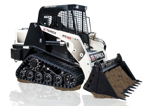 Terex PT-50 Turbo Posi-Track Loader 1
