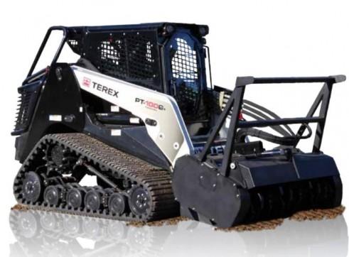 Terex PT100 Skid Steer Loader/Posi track
