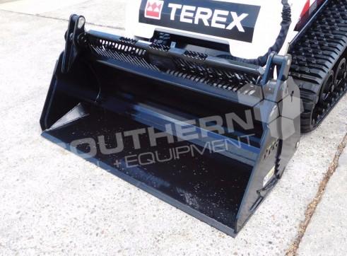 50HP Terex R160T Track Loader 1