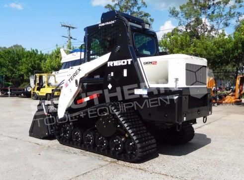 50HP Terex R160T Track Loader 3