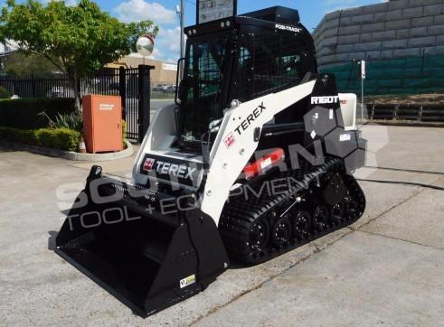 50HP Terex R160T Track Loader 4