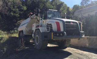 Terex TA27 25000L Moxy Water Truck  1