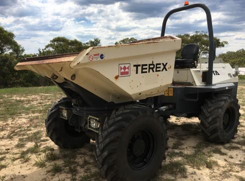 Terex TA6S site dumper 1