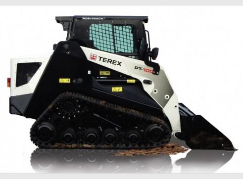 Terex PT-100G Posi-Track Loader 2