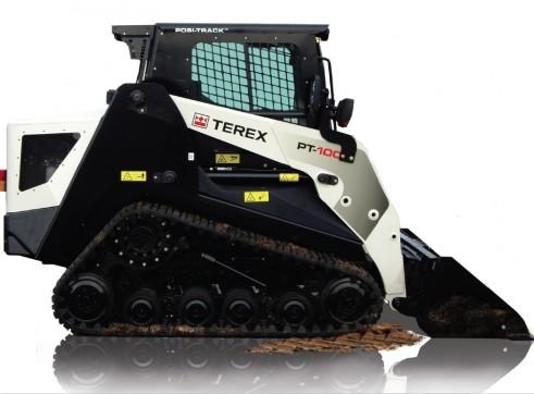 Terex Terex PT-100G Posi-Track Loader 2