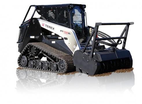Terex PT-100G Posi-Track Loader