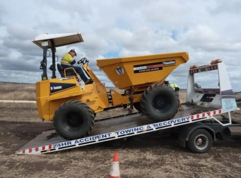 Thwaites 9 Tonne Site Dumper 3
