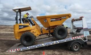 Thwaites 9 Tonne Site Dumper 1