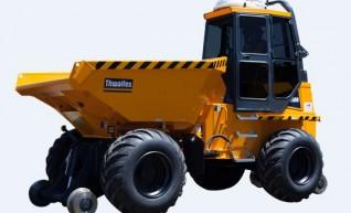 Thwaites 9T Hi-Rail Site Dumper 1