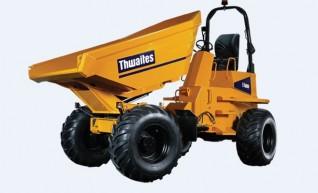 Thwaites 9T Site Dumper 1