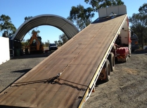 Tilt Tray Semi 45ft 2