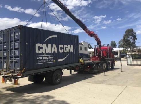 Crane Trucks 1