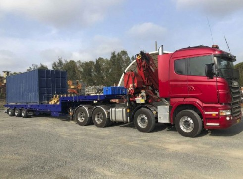 Crane Trucks 2
