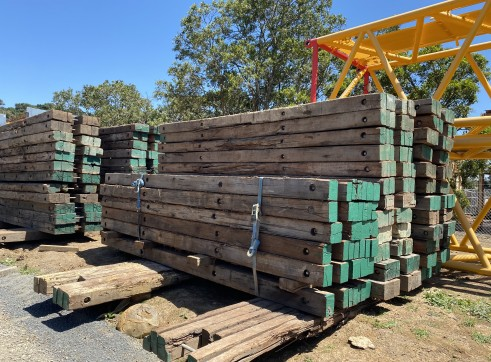 Timber Crane Matts for Hire 2