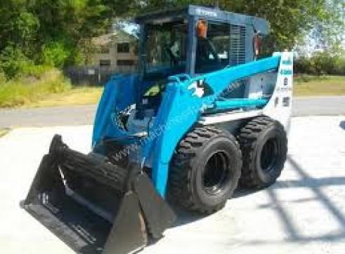 Tipper, 4T Excavator, Skid steer combo 2