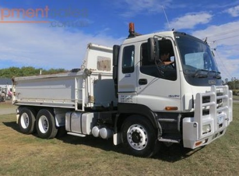 Tipper Truck & Trailer 1