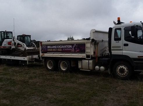 Tipper Truck & Trailer 3