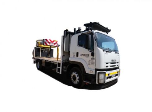 TMA / Truck Mounted Attenuator