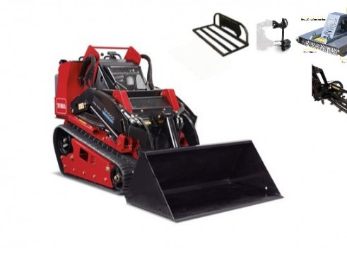 Toro TX1000 Wide Compact Loader 1
