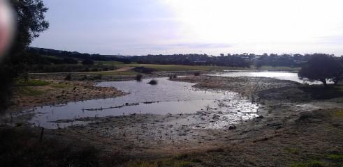 Torquay Golf Course Bridge Construction 2