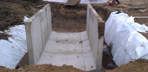 Torquay Golf Course Bridge Construction 4