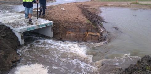 Torquay Golf Course Bridge Construction 6
