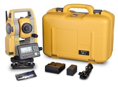 Total Station w/Laser & GPS 1