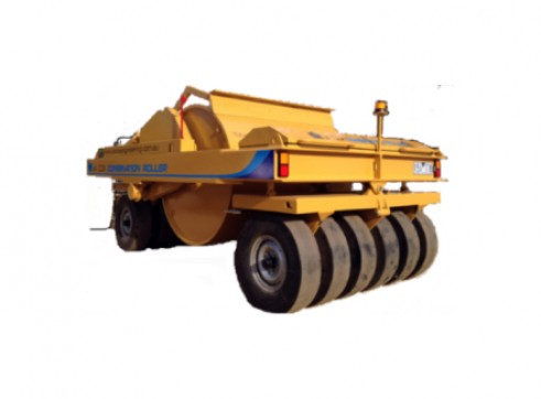 Towable Combination Rollers