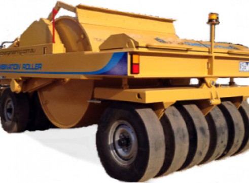 Towable Combination Rollers 1