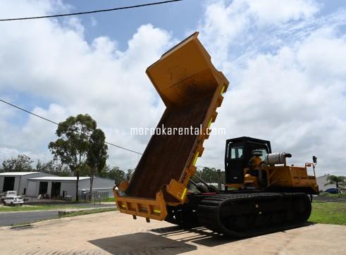 Morooka MST2200VD Rubber Tracked Dumper 10t 11