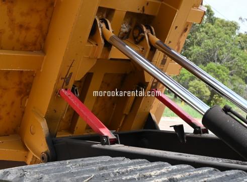 Morooka MST2200VD Rubber Tracked Dumper 10t 12