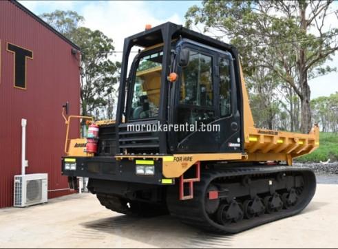 Tracked Dumper 10T Morooka MST2200VD or VDL &  to 15T MST3000VD 2