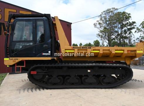 Morooka MST2200VD Rubber Tracked Dumper 10t 2