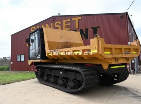 Tracked Dumper 10T Morooka MST2200VD or VDL &  to 15T MST3000VD 3