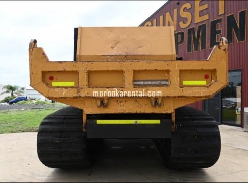 Tracked Dumper 10T Morooka MST2200VD or VDL &  to 15T MST3000VD 8