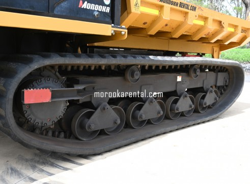 Morooka MST2200VD Rubber Tracked Dumper 10t 9