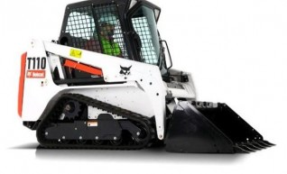 Tracked Loader - Bobcat T110 1