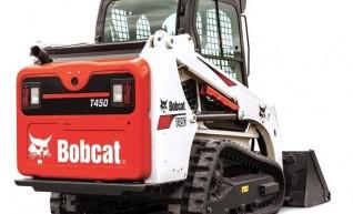 Tracked Loader - Bobcat T450 1