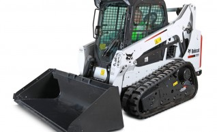 Tracked Loader - Bobcat T590 1
