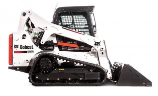 Tracked Loader - Bobcat T650 1