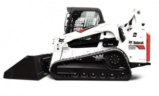 Tracked Loader - Bobcat T770 1