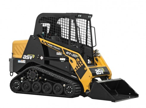 Tracked Skid Steers & Excavators 1