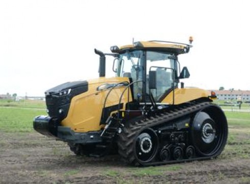 Tracked Tractor 1