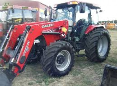 Tractor - 100Hp 1